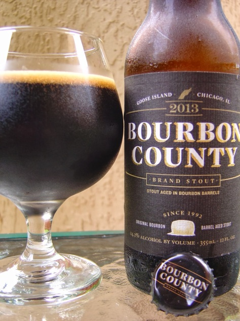 Goose Island Bourbon County Brand Stout 2013 2