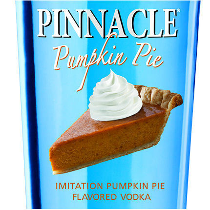 Pinnacle For The Holidays Pumpkin Pie And Peppermint Bark Polite Drinking