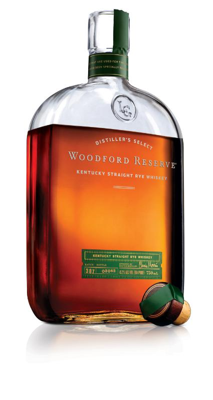 Woodford Reserve Kentucky Straight Rye Whiskey (PRNewsFoto/Woodford Reserve)