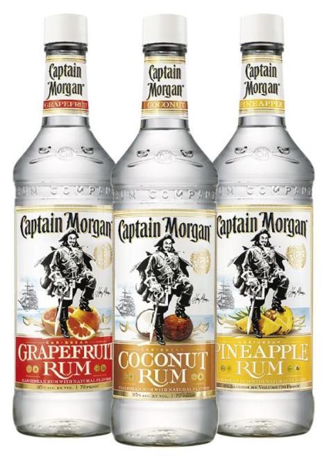 CM White Flavors Bottles