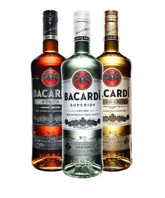 Bacardi's first bottle redesign in 10 years is designed to appeal to bartenders