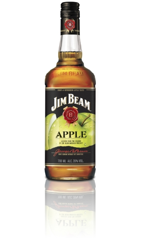 Jim Beam(R) Apple (PRNewsFoto/Jim Beam)