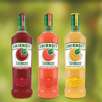 Smirnoff-Sourced