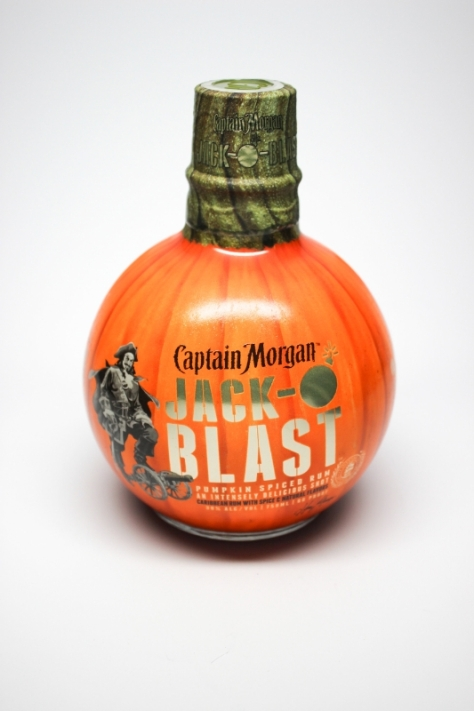Diageo Captain Morgan Jack O Blast