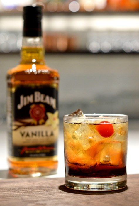 Jim Beam Vanilla Signature